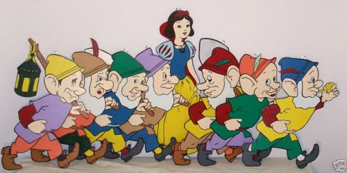 Blanche Neige et les 7 nains / Snow White and the Seven Dwarfs