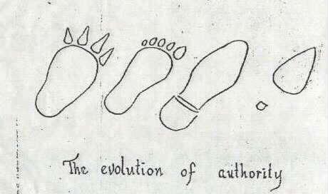 Évolution de l'autorité !